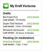 My Draft Ventures