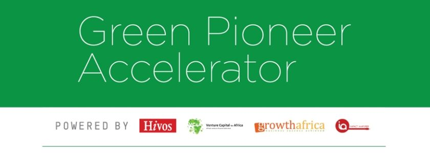 Inaugural class graduates from Green Pioneer Accelerator – Venture Forums in Kenya and South Africa