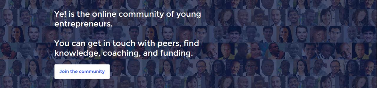 Ye! Social Enterprise Boost Camp