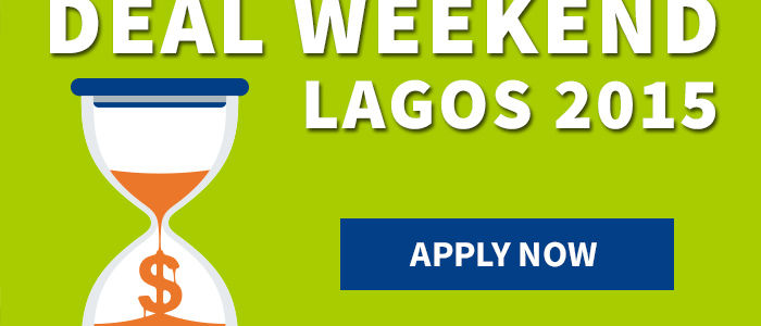 Deal Weekend Lagos 2015