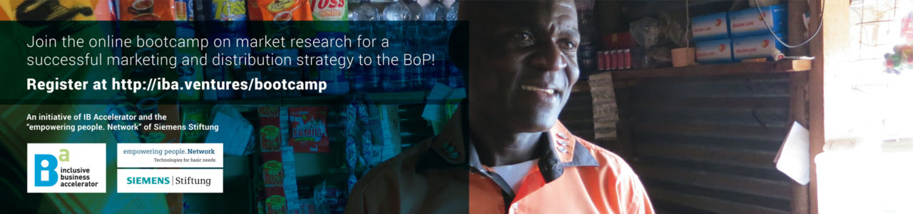 Improve your sales strategy to BoP