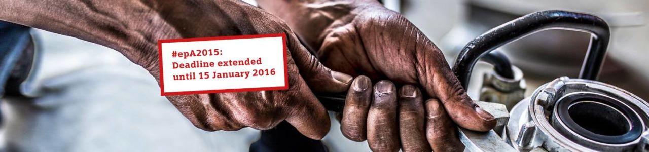 empowering people. Award 2015