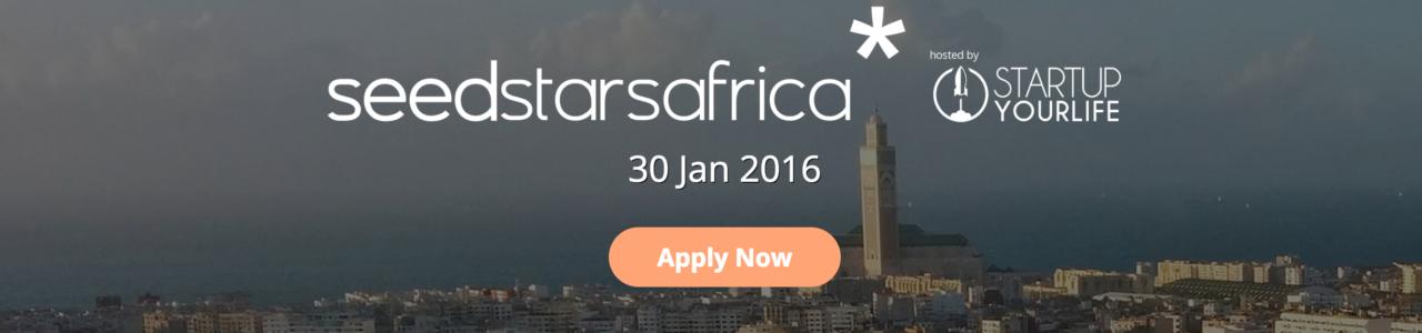 Seedstars Africa 2016