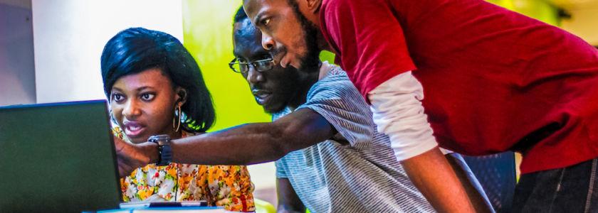 The Rhetoric of Ecosystems: Who do African tech entrepreneurs really need?