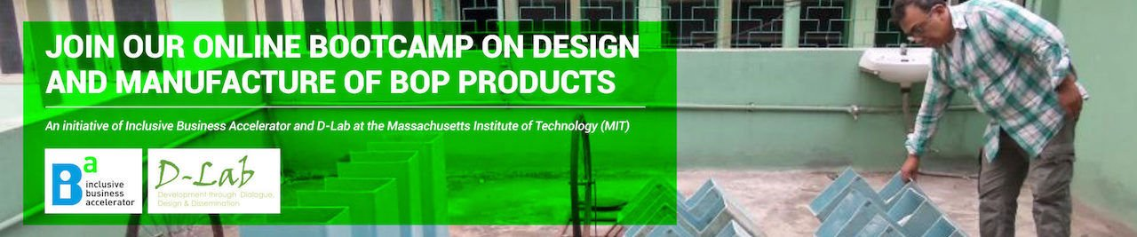 Bootcamp: Design products for BoP – VC4A