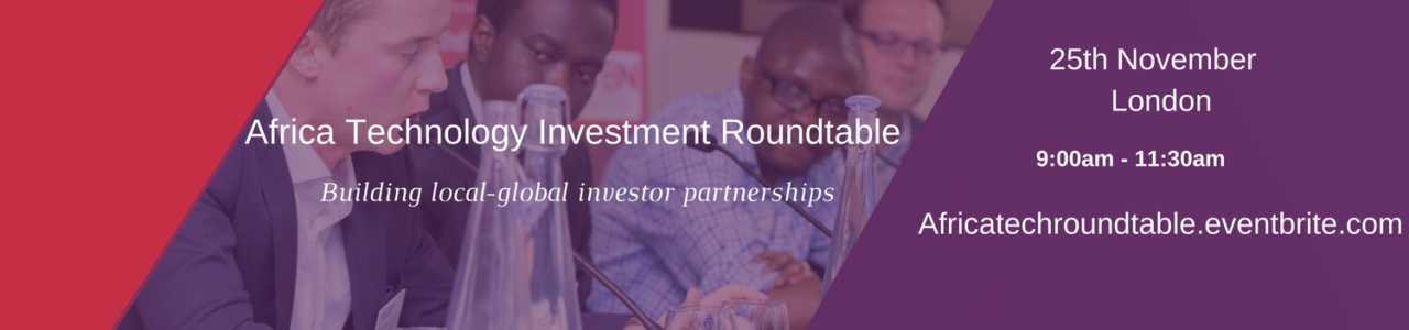 Africa Technology Investment Roundtable