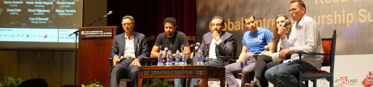 Angel Investor Masterclass Cairo 2016