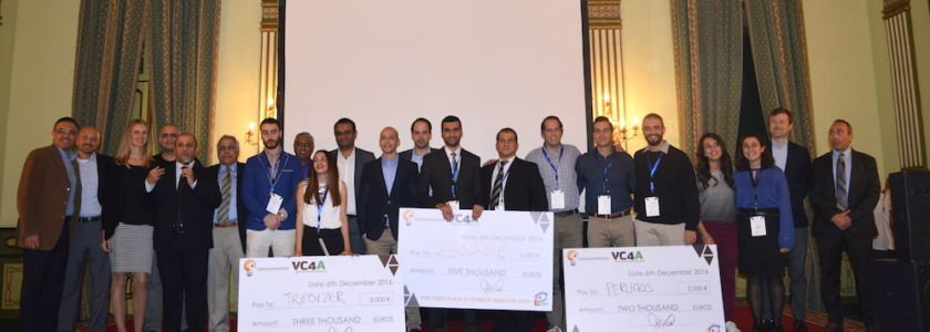 Innoventures announces the winners of Startup Reactor 2016