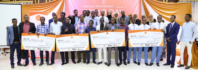 Somali accelerator graduates receive $15,000 investment at Hargeisa Demo Day