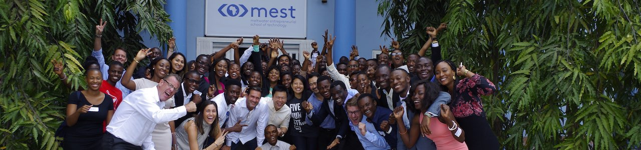 MEST Entrepreneurs-in-Training Program 2017