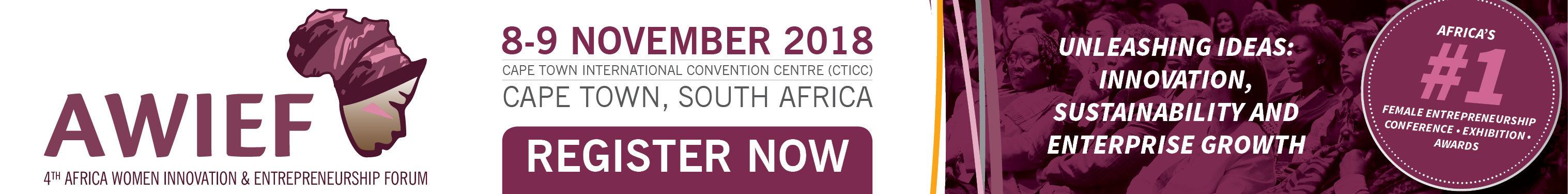 Africa Women Innovation & Entrepreneurship Forum Conference 2018