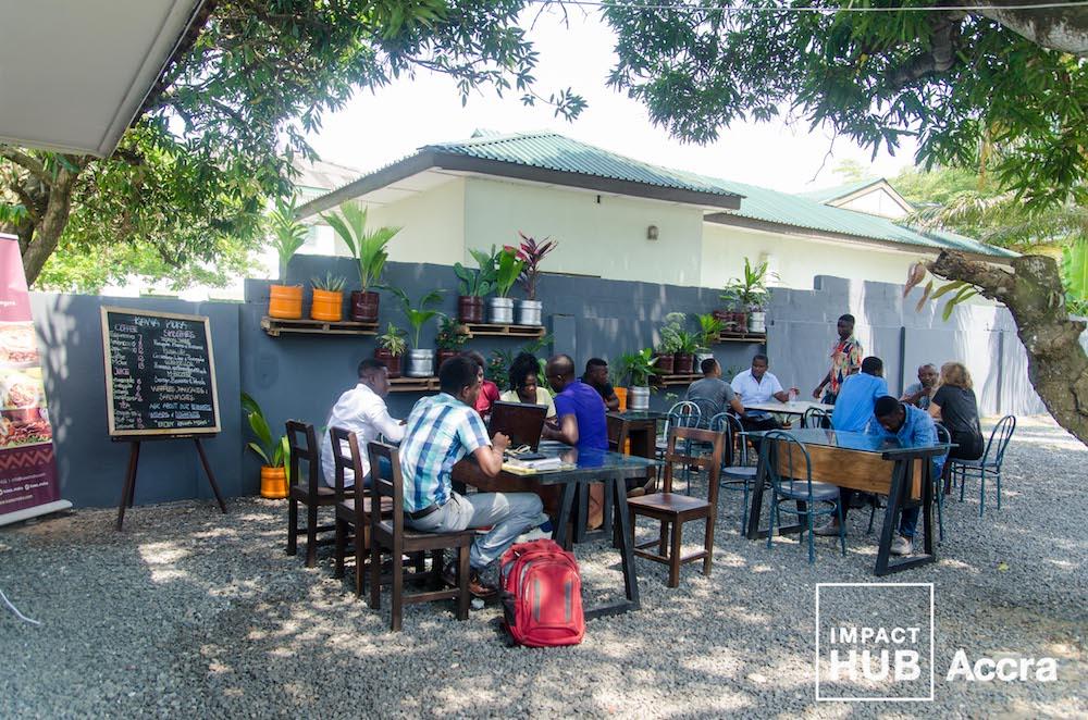 Impact Hub Accra