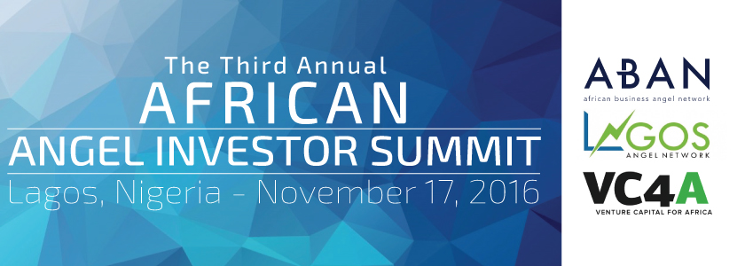 Registration now open for the African Angel Investor Summit 2016 – #AAIS2016