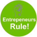 Entrepreneurs Rule - Badge image