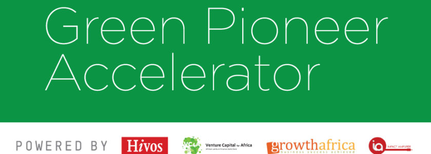 Green Pioneer Accelerator in Kenya and South Africa leads to multiple investment deals