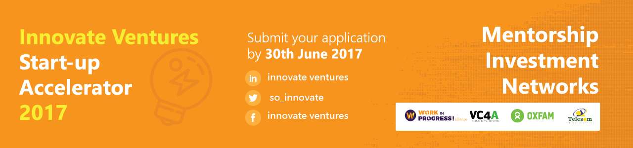 Innovate info sessions and workshops 2017