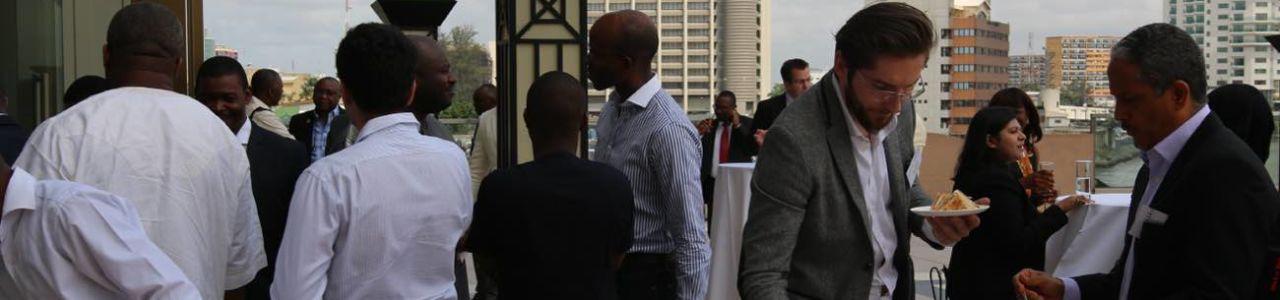 VC4A / LAN Networking Meetup Lagos May 2017
