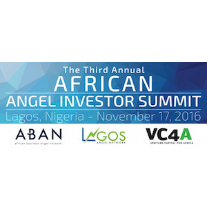 African Angel Investor Summit (AAIS) Logo