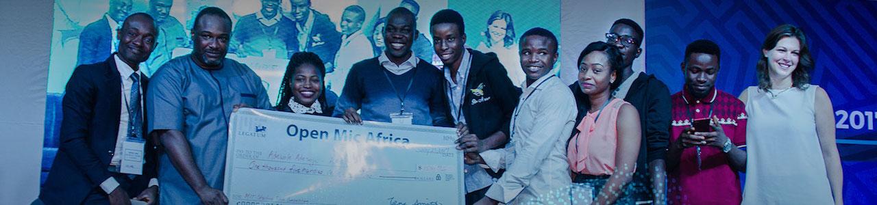 2018 Zambezi Prize