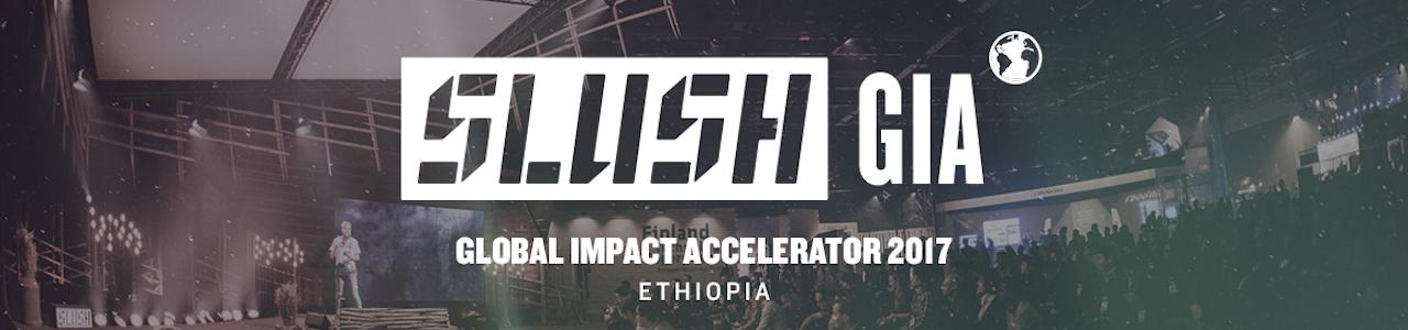 Slush 2017 – Ethiopia