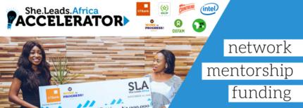 20 Nigerian entrepreneurs selected for She Leads Africa 2017 Accelerator - Post image