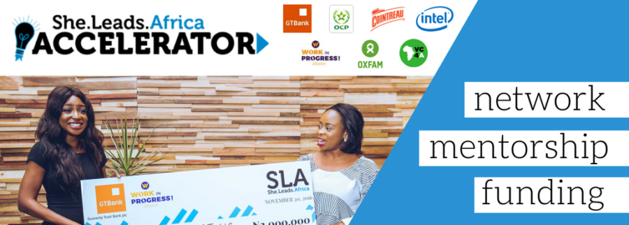 20 Nigerian entrepreneurs selected for She Leads Africa 2017 Accelerator