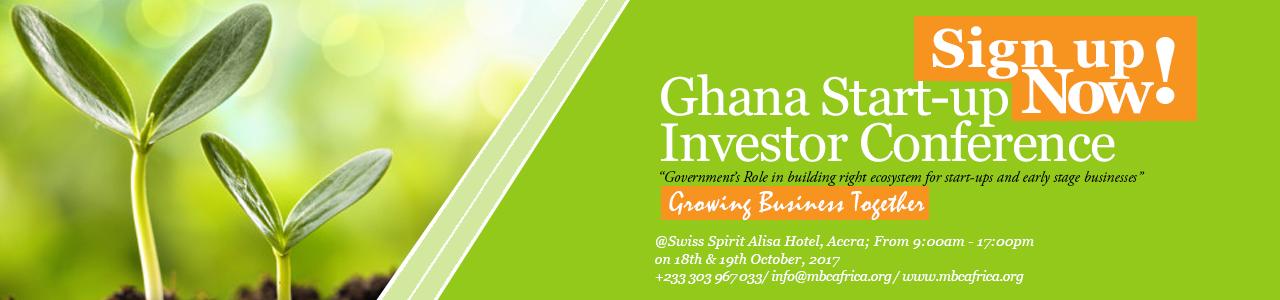 GBT Start-up Investor Conference
