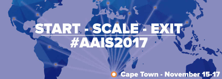 Announcing the 2017 African Early Stage Investor Summit: Start-Scale-Exit