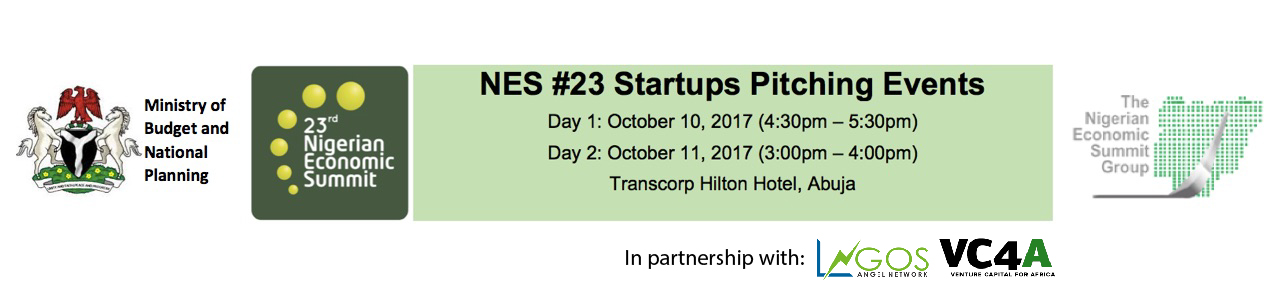 Startups Pitching Events at NES #23