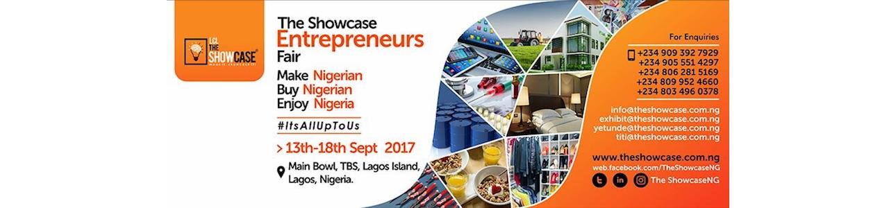 The Showcase Entrepreneurs' Fair 2017