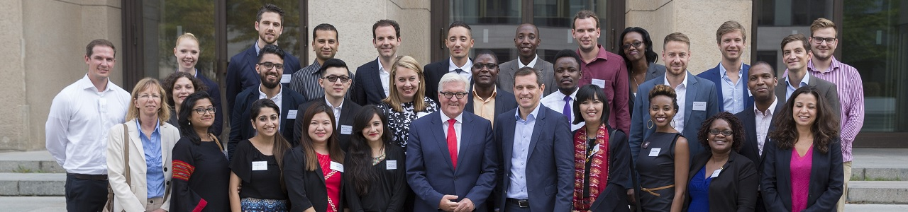 Westerwelle Young Founders Programme Spring 2018