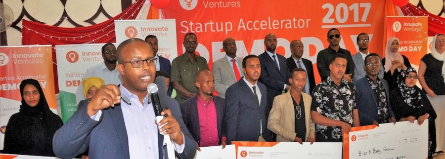 Somali Accelerator Innovate Ventures invests $30,000 at Demo Day in Hargeisa