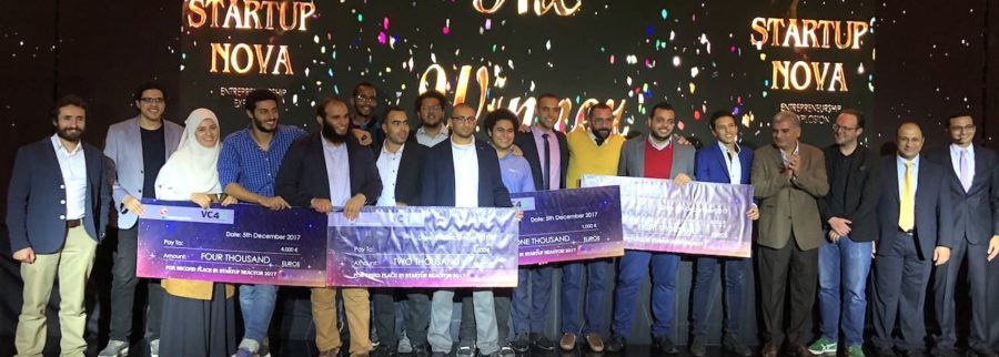 Winners of Innoventures' Startup Reactor 4: Happiana, Bioniclimbs and Agrona