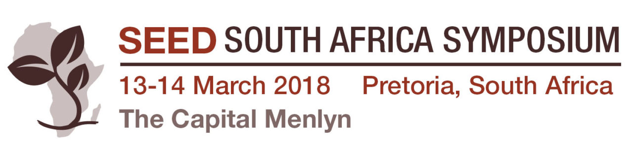 SEED South Africa Symposium 2018