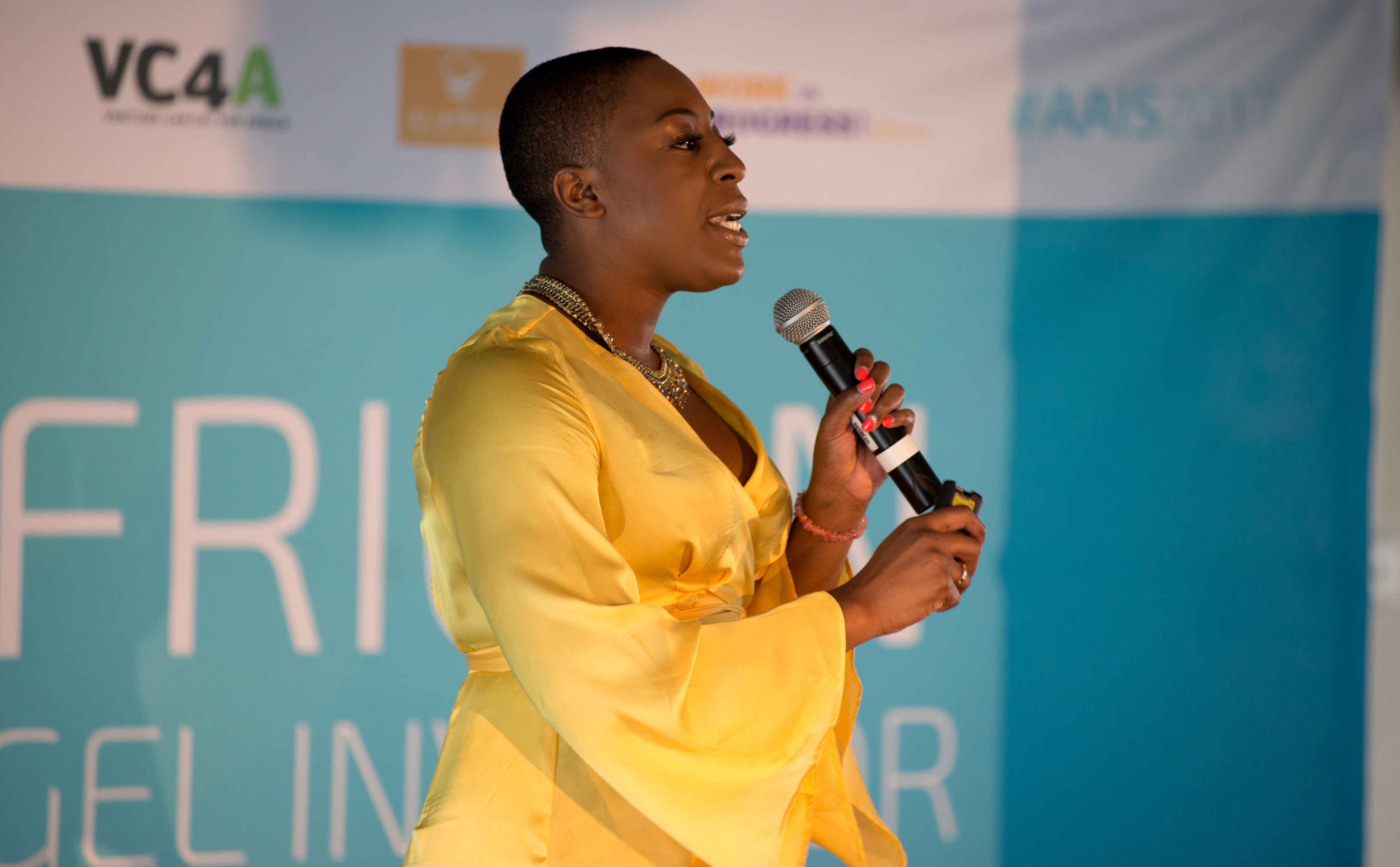Chika Uwazie Talentbase XL Africa pitch