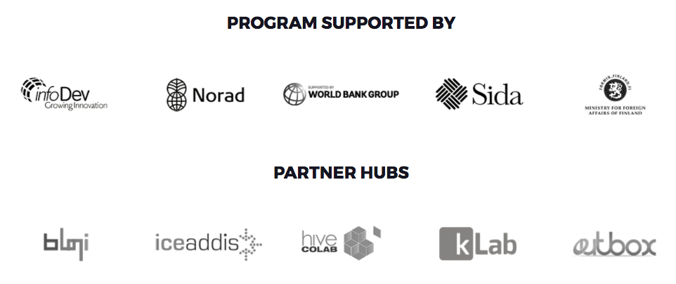 Traction Camp Supporters & Partners