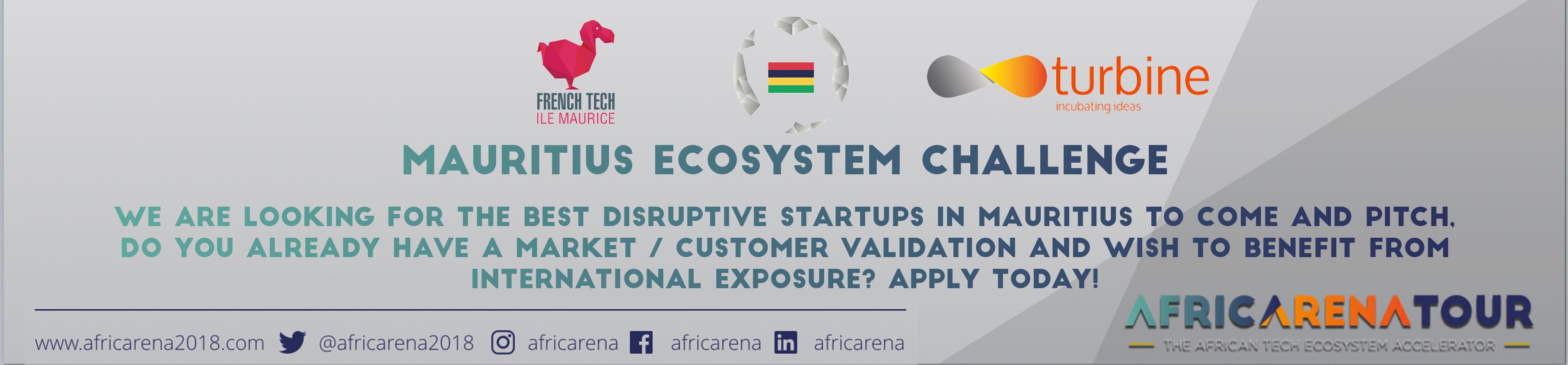 Mauritius Ecosystem Challenge
