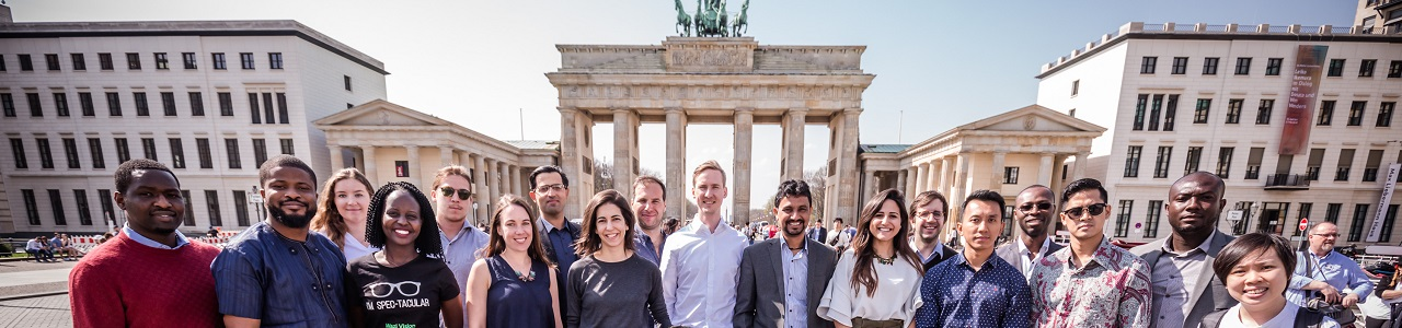 Westerwelle Young Founders Programme – Autumn 2018