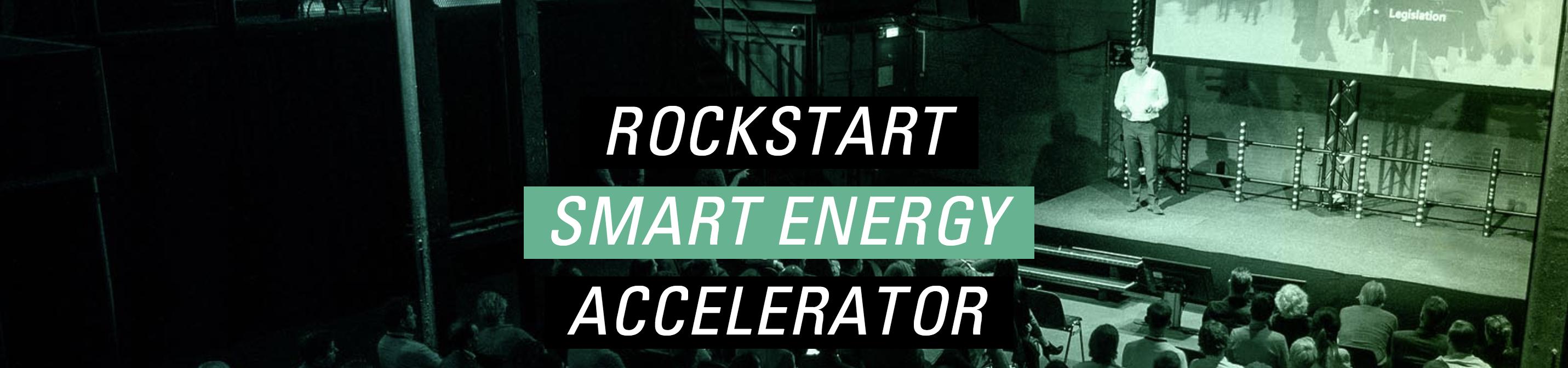 Rockstart Smart Energy Accelerator Program