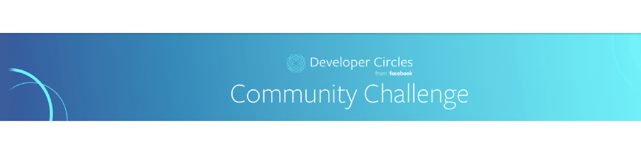 Facebook Community Challenge