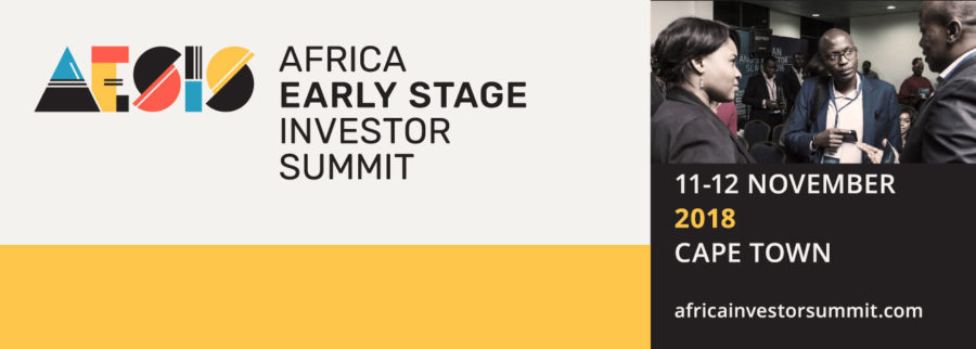 VC4A and ABAN announce 2018 Africa Early Stage Investor Summit to kick off Global Entrepreneurship Week in Cape Town
