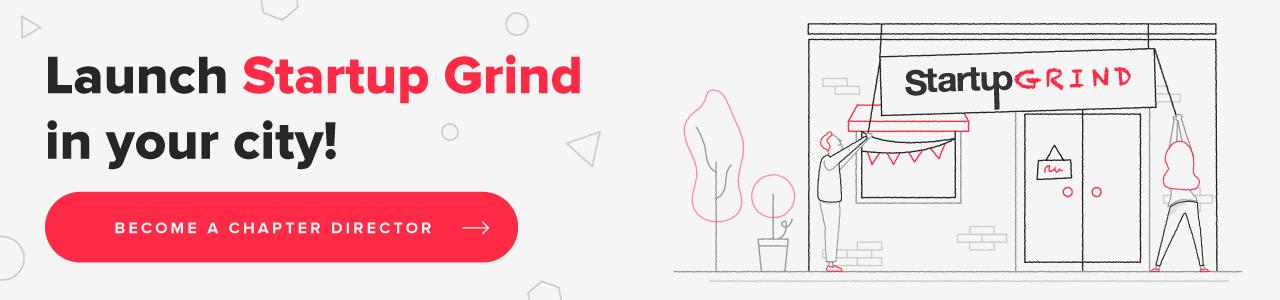 Startup Grind Application