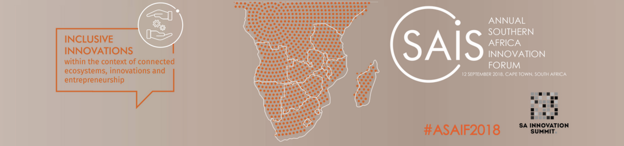 ANNUAL SOUTHERN AFRICA INNOVATION FORUM