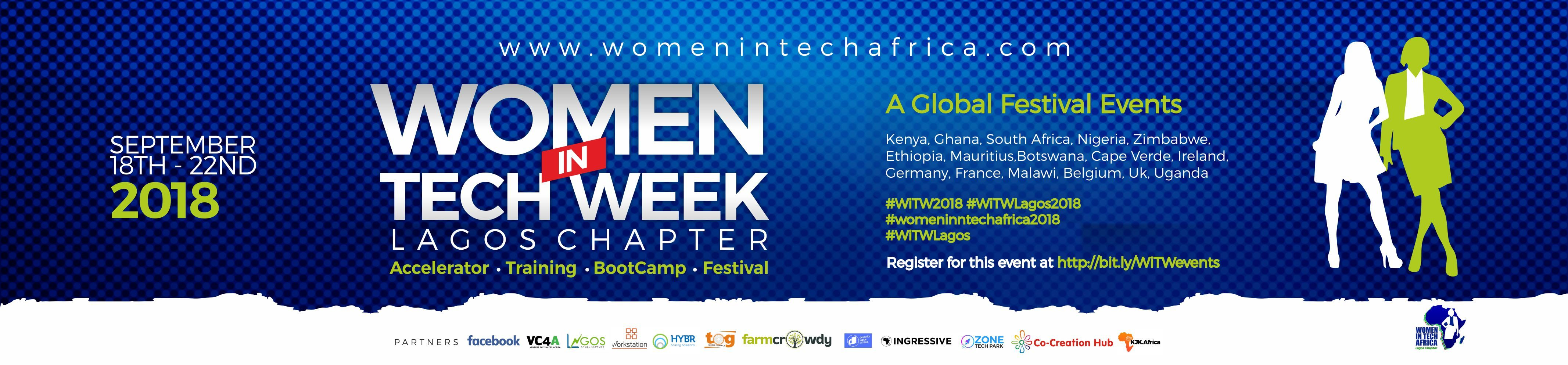 Women in Tech Week (WiTW) – Lagos Chapter