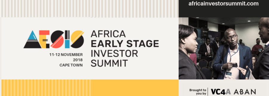 Counting Down to Africa's Biggest Early Stage Investor Summit