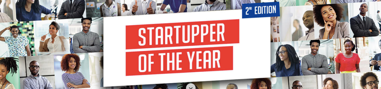 Startupper of the year by Total – [Cameroon]