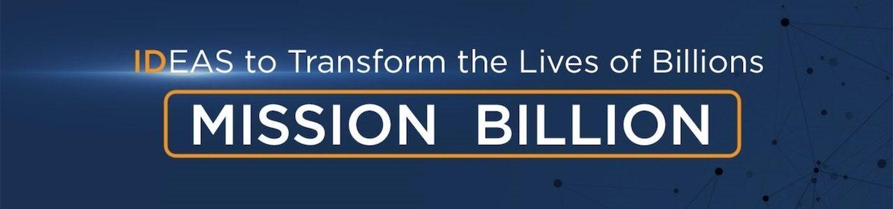 Mission Billion Challenge