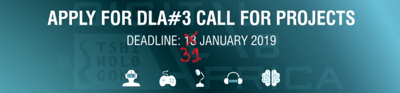 DLA Call For Projects