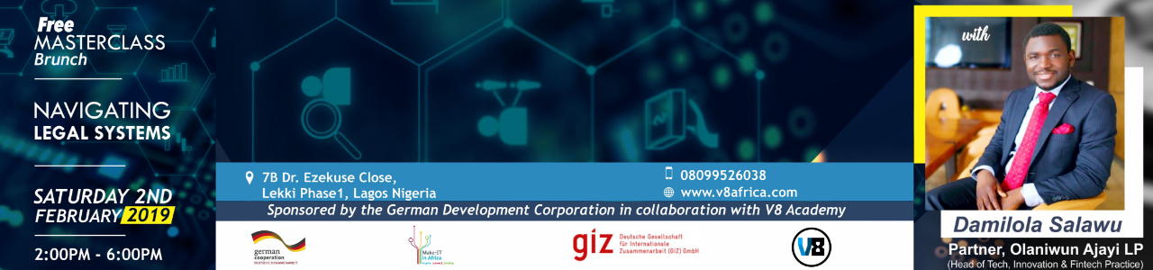 GIZ Masterclass on 'Navigating Legal Systems'