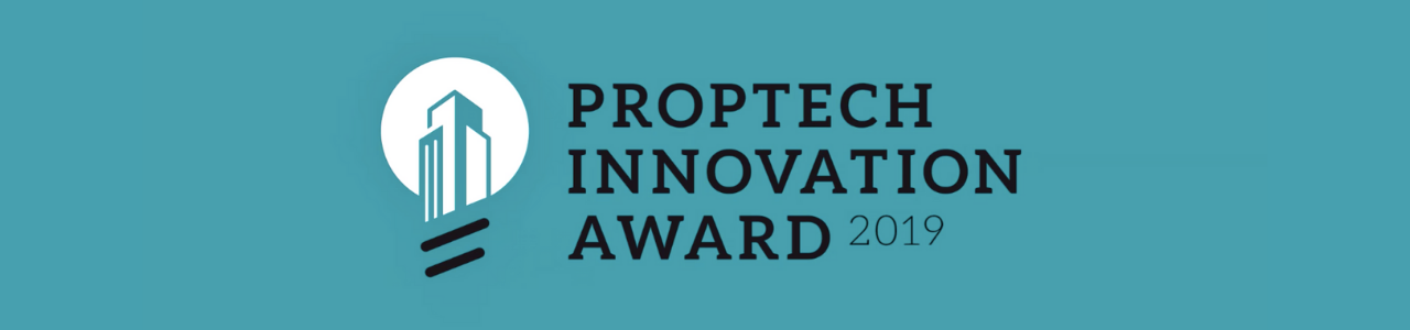 Proptech Innovation Award 2019